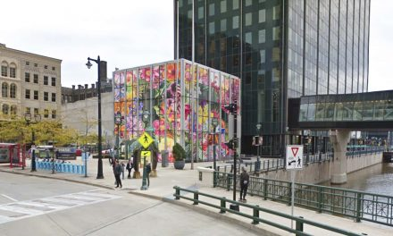 """Sculpture Milwaukee to transform Chase Bank's two-story atrium into """"jewel box"""" for annual art exhibit"""