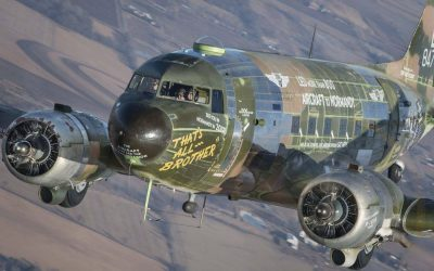 C-47 troop transport flown at vanguard of D-Day invasion rescued from obscurity in Wisconsin