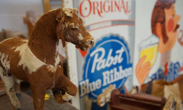 A Vintage Spring Cleaning: Preview of the Historic Pabst Mansion's Outdoor Estate Sale