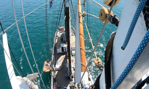 Lazy Day Sail: S/V Denis Sullivan stars as key attraction of Port Washington's Pirate Festival
