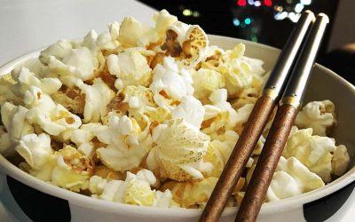 Hedonic Adaptation: Why everyone should use chopsticks to eat popcorn