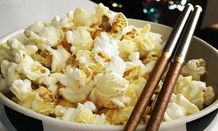 Hedonic Adaptation: Why everyone should use chopsticks to eat popcorn