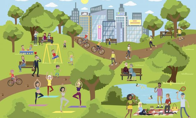 Green Space: The complicated relationship between city parks and crime prevention