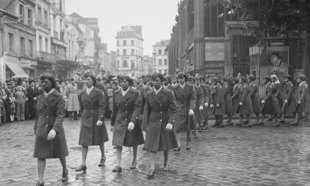 Six Triple Eight: Anna Mae Robertson reflects on WWII service in black postal battalion