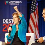 Presidential candidates Castro, Warren, Sanders, and O'Rourke visit Milwaukee for LULAC's Town Hall