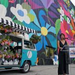 Westown blooms with completion of epic mural by Emma Daisy Gertel