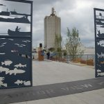 Harbor View Plaza brings new community space to Milwaukee's waterfront