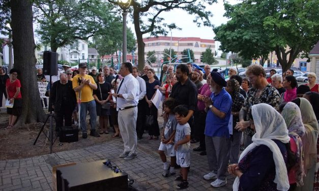 Milwaukee leaders hold vigil against hate in remembrance of Oak Creek, Gilroy, El Paso, and Dayton