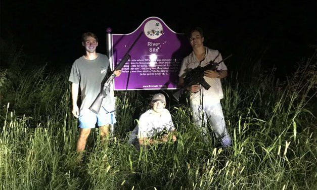 Reggie Jackson: Desecration of Emmett Till's Memorial shows the Civil War has still not ended
