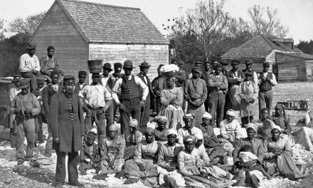 If Germans can atone for the Holocaust then Americans can pay reparations for slavery