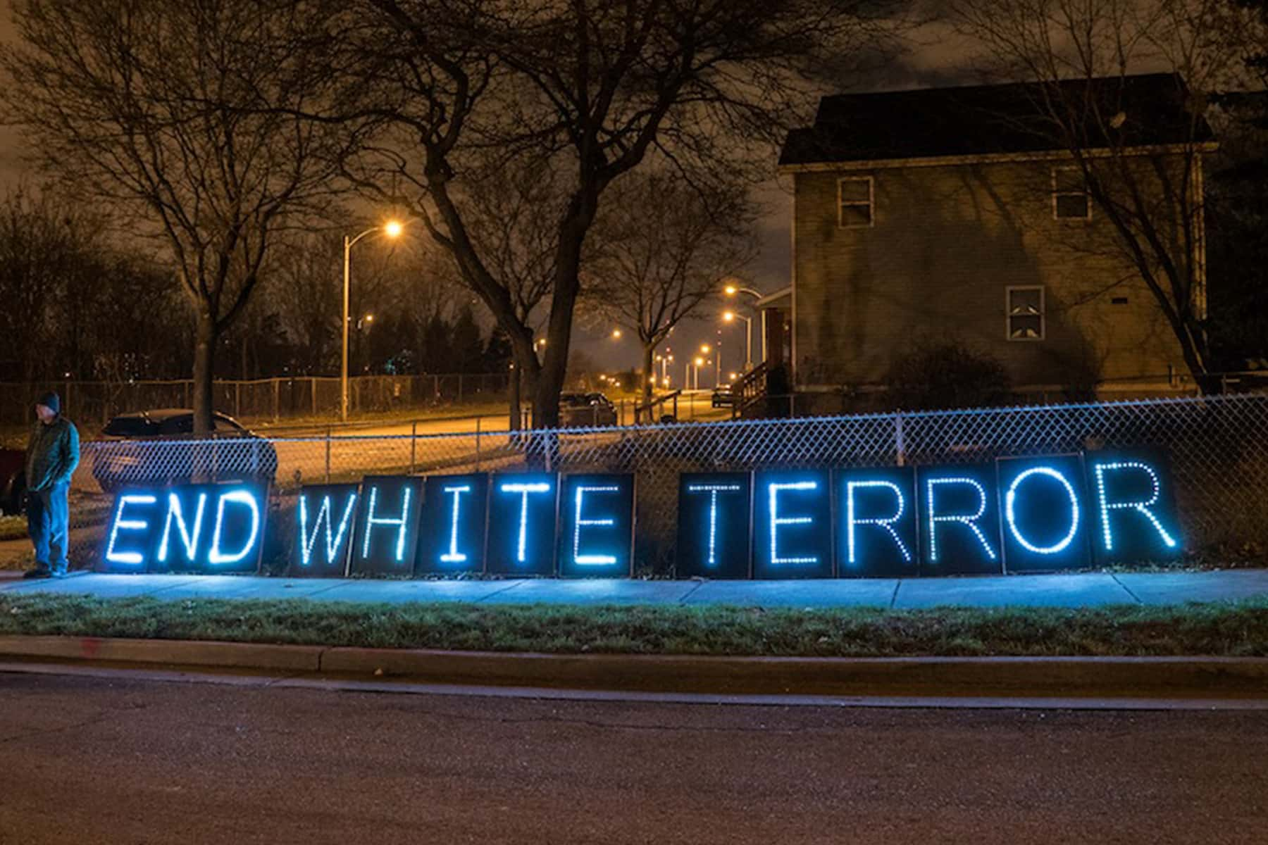 Call the Horror By Its Name: 'White Terrorism' Strikes the US