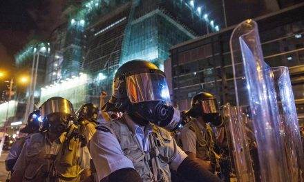 China's method of control in Hong Kong seen as a harbinger for American politics in 2020