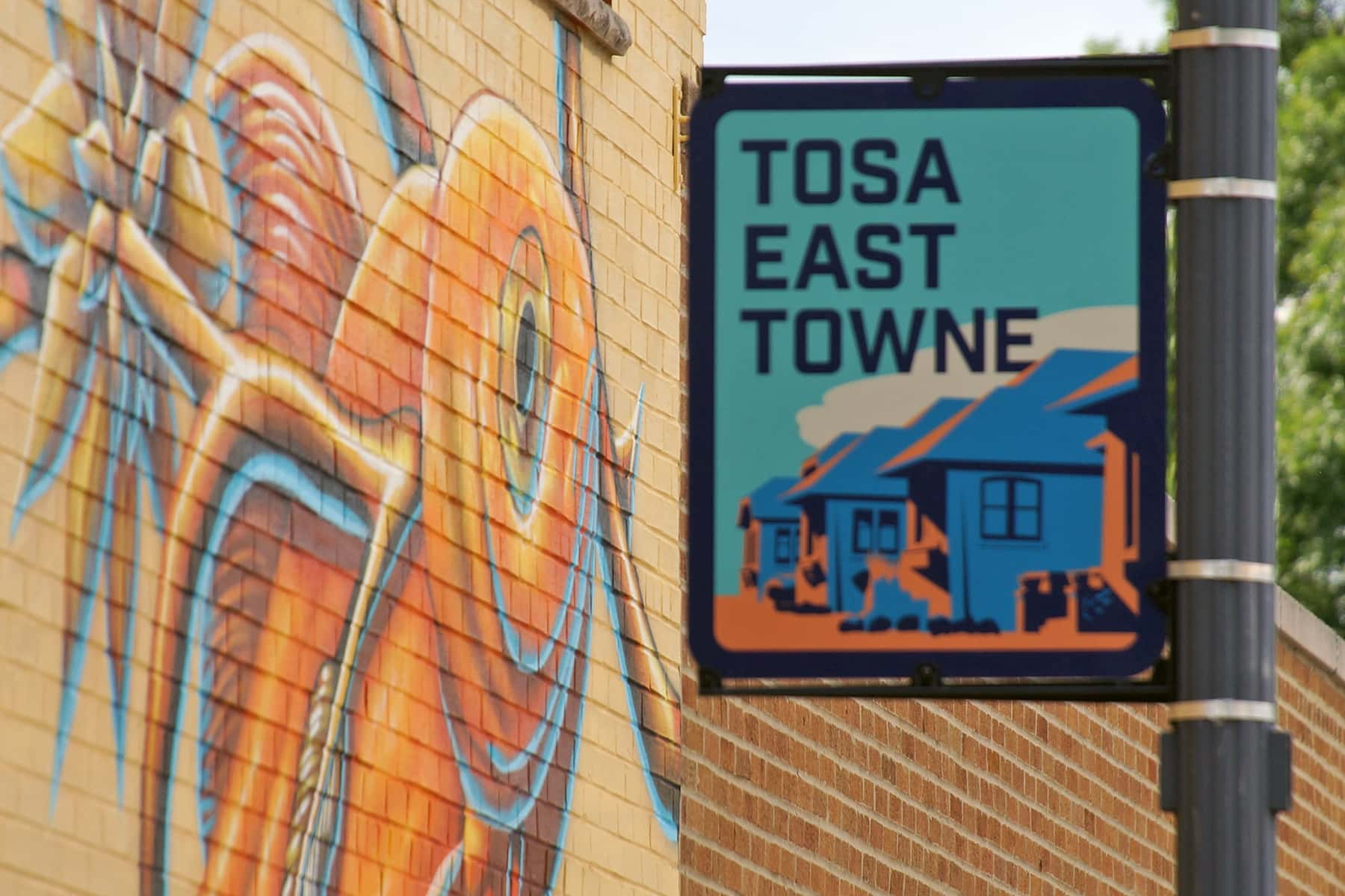 The Power of Street Art: Conversations with the New Tosa