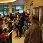 Crowds brave inclement weather on first day of ticket sales for Broadway's Hamilton at Marcus Center