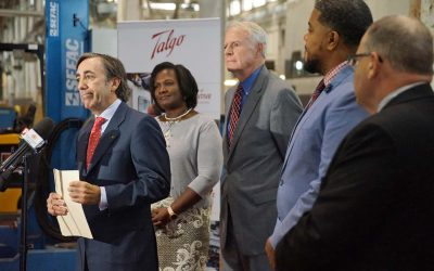 Talgo seeks to rapidly grow workforce as it expands train refurbishing work at Century City facility
