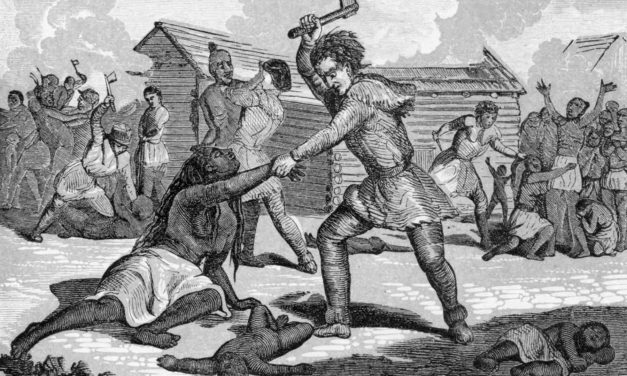 Reggie Jackson: On the Horror of America's History of Racial Violence