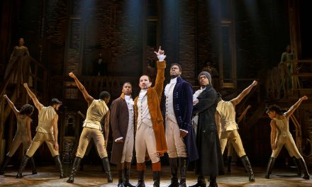 The hit broadway play Hamilton opens in Milwaukee with a message for modern revolutionaries