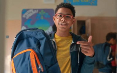 "New PSA message shares ""Back-to-School Essentials"" for students to survive classroom shootings"