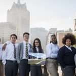 Construction of new Cristo Rey Jesuit High School moves forward thanks to community investments