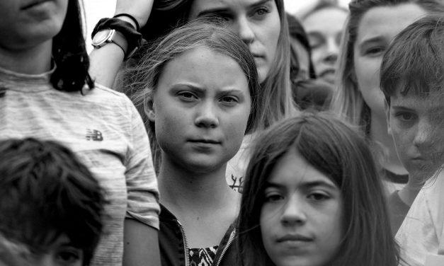 Greta Thunberg: The little girl who woke up a generation
