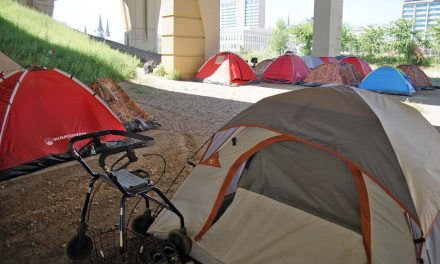 Proposed state law aims to criminalize Milwaukee's homeless who temporarily live on public property