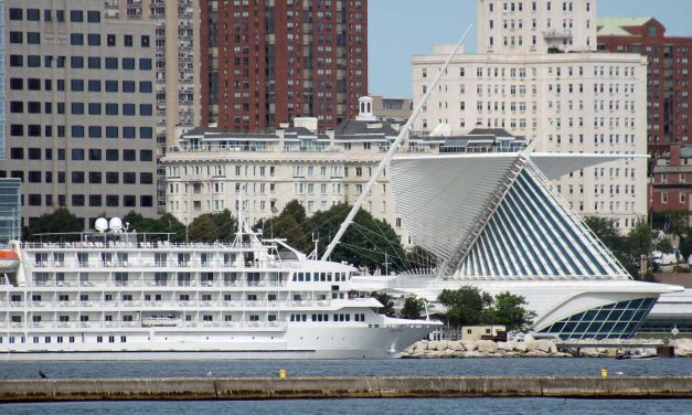 Milwaukee elevates its standing as a port city with cruise ships visits doubling in 2019