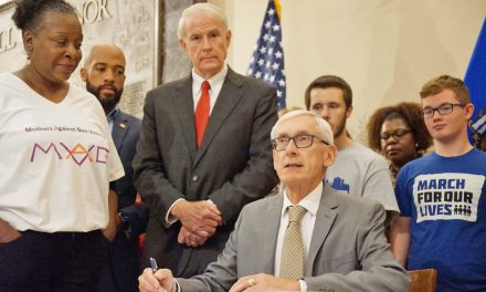Governor Tony Evers signs executive order for special legislative session on gun control