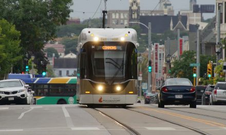 Construction of Lakefront Line extension for Milwaukee's Streetcar delayed over Couture tower