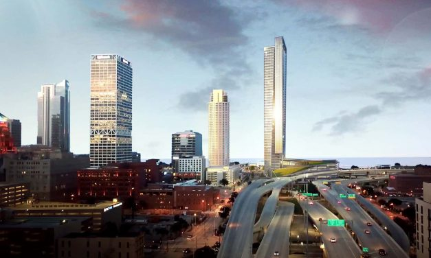 Developer envisions 50-story tower at 815 East Clybourn as promotion to sell Lakefront property