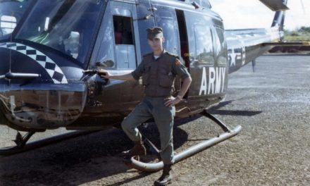 David E. Peters: Milwaukee historical records preserve memory of Airmobile pilot's tour in Vietnam