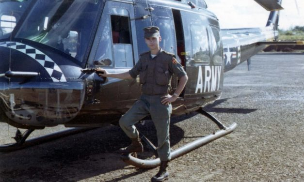 David E. Peters: Milwaukee historical records preserve memory of Airmobile pilot's tour in Vietnam