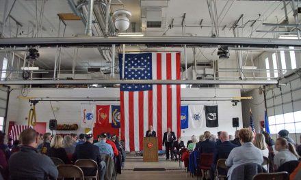 Annual Veterans Day Ceremony honors hometown heroes in Oak Creek