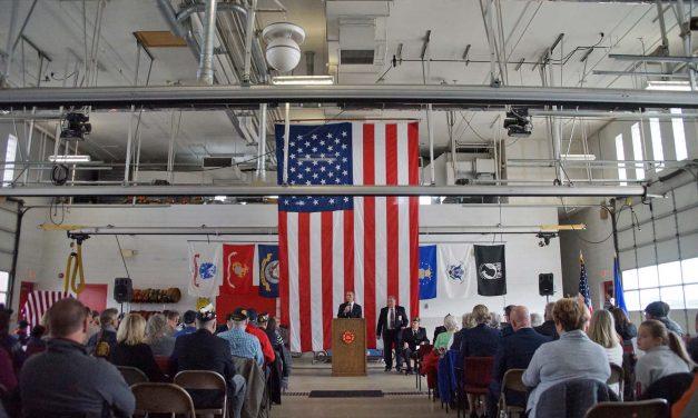 Annual Veterans Day Ceremony honors hometown heroes in Oak Creek