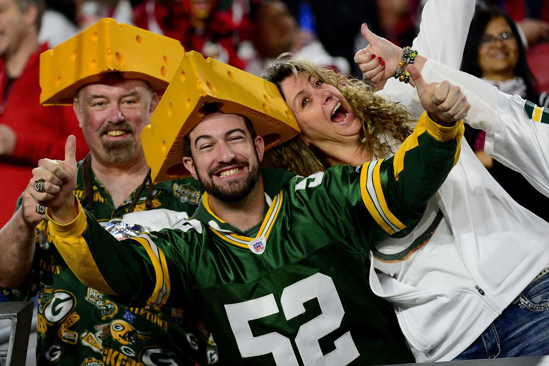 For cheeseheads