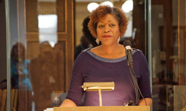 Dasha Kelly Hamilton becomes Wisconsin's first female poet laureate of color