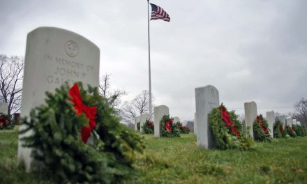 Wood National Cemetery honors fallen heroes with annual Wreaths Across America ceremony