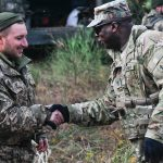 "Wisconsin National Guard's ""Red Arrow"" brigade begins multinational deployment for Ukraine mission"