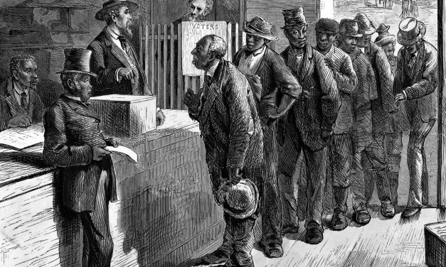 Reggie Jackson: The long and ongoing battle by Blacks to attain and exercise voting rights