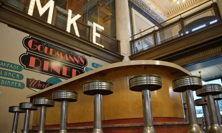 "Goldmann's original lunch counter featured in new exhibit ""Revealed: Milwaukee's Unseen Treasures"""