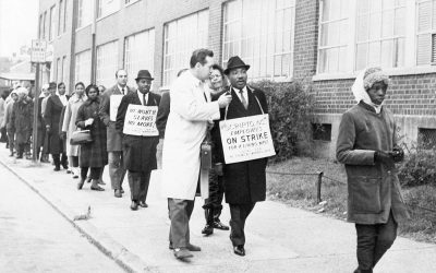 A Union Man: Dr. Martin Luther King Jr. saw organized labor as a cure for pervasive discrimination