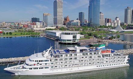 Port of Milwaukee sees continued tourism growth from passengers on Great Lakes cruises