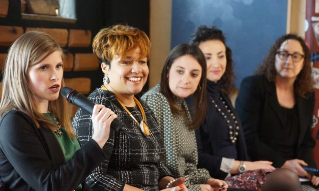 """Female leaders share how they earned a """"seat at the table"""" in Milwaukee's public relations industry"""