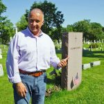 "John McGivern brings his show ""Around the Corner"" to Story Hill's Calvary Cemetery for Season 9"