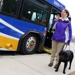 Milwaukee County tests innovative app to expand accessibility for blind and low vision MCTS Riders