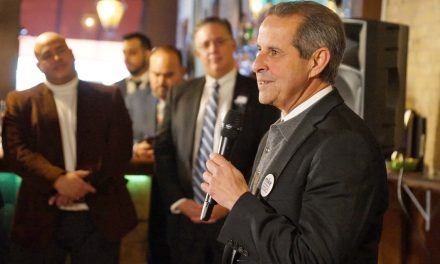 Former Miami Mayor Manny Diaz visits Milwaukee to engage Latino voters for Michael Bloomberg campaign