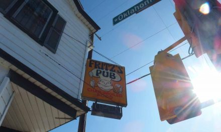 Fond memories from four decades of family, friends, and fish fries at Fritz's Pub