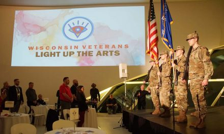 4th Annual Veterans Light Up the Arts celebrates the incredible healing power of creativity