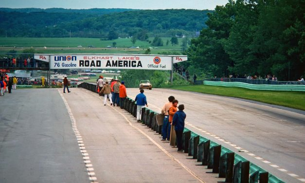 Road America: Camping at the starting line of Elkhart Lake's racing track since 1973