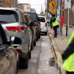 "Milwaukee rolls out ""drive-up"" option for early voting to eliminate risk of COVID-19 exposure"