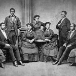 "Slave Songs: How ""spirituals"" spoke about the black experience in America prior to 1863"